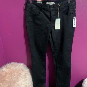 NWT PACSUN Bullhead Denim Black skinny jeans